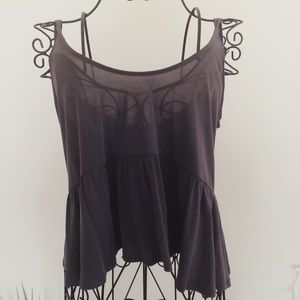 urban outfitters flowy top
